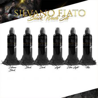 WF Silvano Fiato 6 Bottle Set 4oz