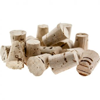 Small Size 0 Corks (100)