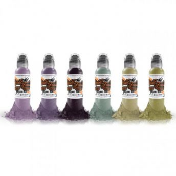 WF Maks Kornev Zombie 6 Bottle Set 4oz