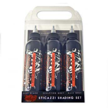 WF Black Shading (Sticazzi) 3 Bottle Set 4oz