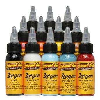 Eternal Levgen 12 Bottle 1oz Set DATED
