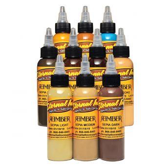 Eternal Rember Orellana 10 Bottle Colour Set 1oz