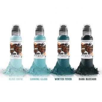 W F Damien Gorski Mad Winter 4 Bottle Set