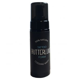 Butterluxe Cooling Tattoo Foam 150ml