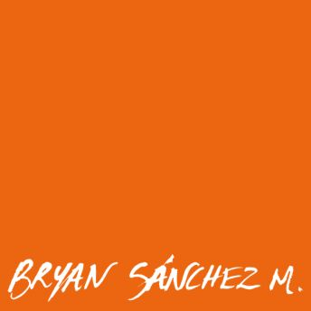 Eternal Bryan Sanchez Watercolour Bright Orange 1oz