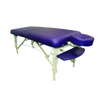 Affinity Deluxe Portable Couch Purple