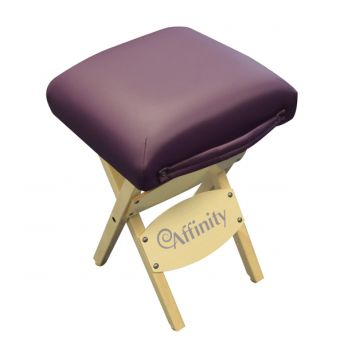 Affinity Folding Stool Purple