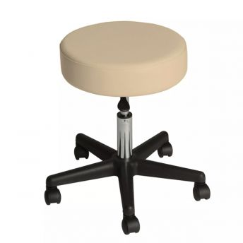 Affinity Rolling Stool Latte