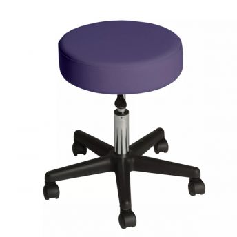 Affinity Rolling Stool Navy