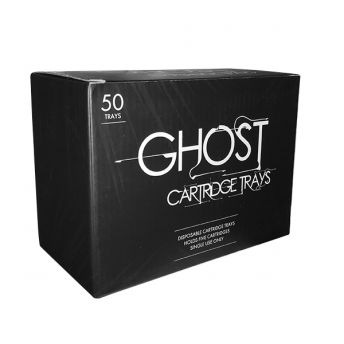 Ghost Cartridge Trays 5 Slots 50