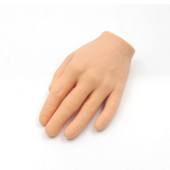 Silicone Left Hand