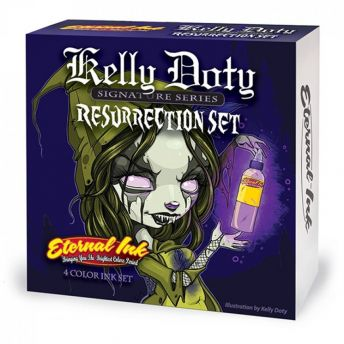 Eternal Kelly Doty Resurrection 4 Colour Set