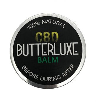 Butterluxe CBD Balm 150ml