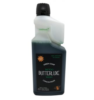 Butterluxe Green Soap (Alcohol Free) 1 Litre
