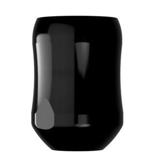 AXYS Valhalla Black Metal Grip 32mm