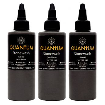 Quantum Stone Wash SET 3 x 4oz