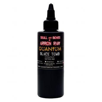 Quantum Black Tomb (Arron Raw) 1oz