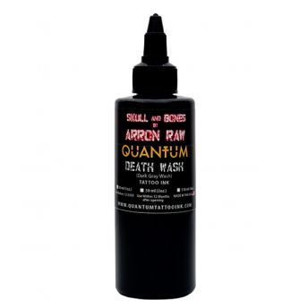 Quantum Dark Greywash (Arron Raw) 4oz