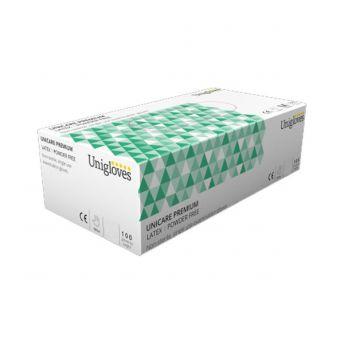 U/C Premium White Powder Free LATEX XL