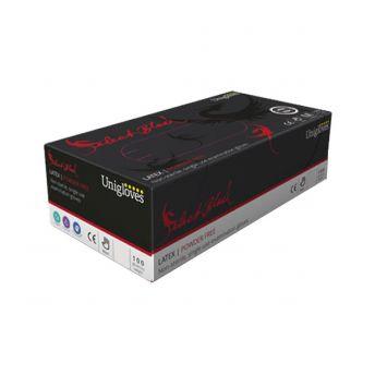 Select Black LATEX X-LRG