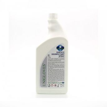 Uniglove Surface Disinfectant Spray 1 Litre