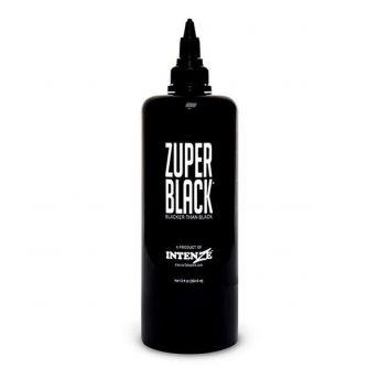 Intenze Zuper Black 12oz