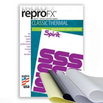 Spirit A4 Classic Thermal Paper (100) - PURPLE