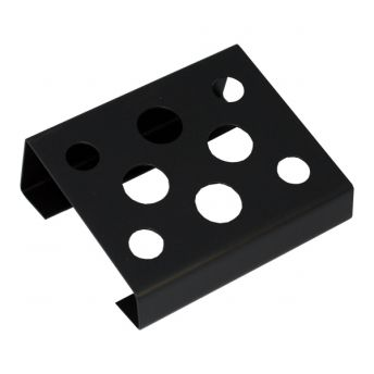 8 Hole Black Ink Cap Holder