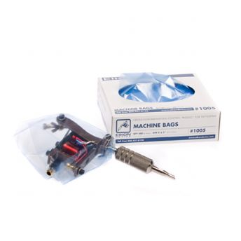 Eikon Machine Bags 10 x 12.5cm (500) - Blue