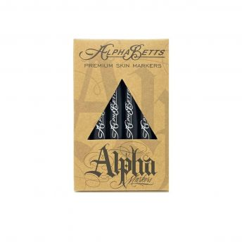 Alpha Markers - Alpha-Betts 6 Pack
