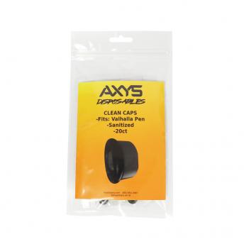 AXYS Valhalla Grey Clean Caps 20