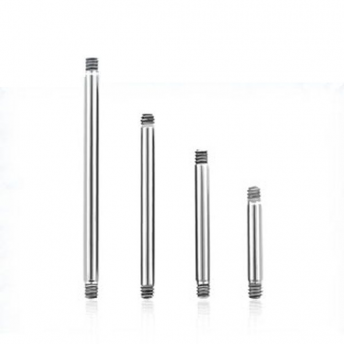 Titanium Barbell Bars 1.6mm