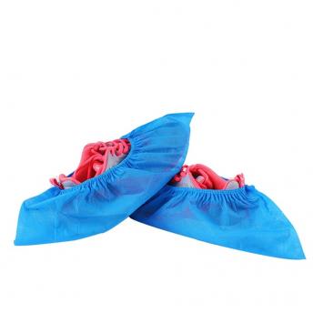 Shoe Protector Non Woven Blue 100
