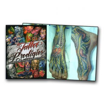 Mike Devries - Tattoo Prodigies (256 full colour pages)