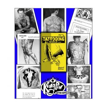 Milton Zeis - Tattooing the World Over (38 pages)
