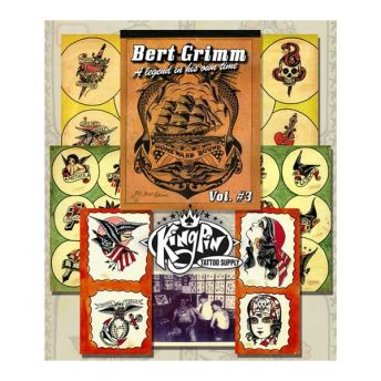 Bert Grimm - Flash Book Vol 3 (42 Sheets)