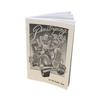 Ed Roth - Pinstriping (43 pages)