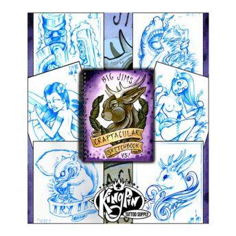 Big Jims Craptacular - Sketchbook 5 (91 pages)
