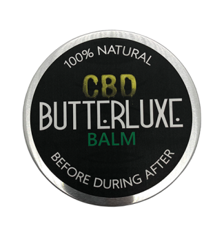 Butterluxe CBD Balm 50ml