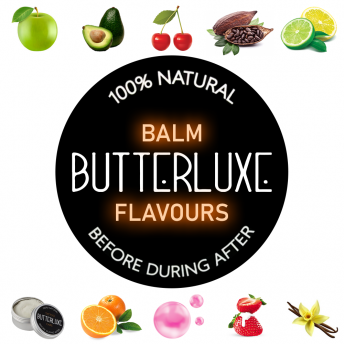 Butterluxe Balm 250ml Flavours