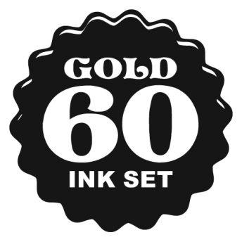 Eternal GOLD 60 Colour 1oz Set