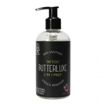 Butterluxe 2 in 1 Skin Prep 250ml - Berry Blast