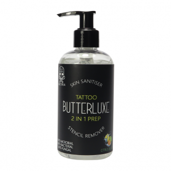 Butterluxe 2 in 1 Skin Prep 250ml - Citrus Blast