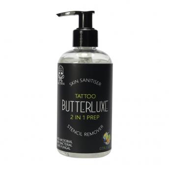Butterluxe 2 in 1 Skin Prep 250ml - Citrus Blast