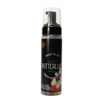 Butterluxe Green Soap Foam Cola Bottles 200ml