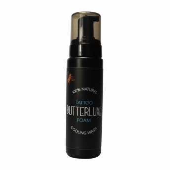 Butterluxe Cooling Tattoo Foam 200ml