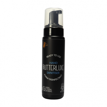 Butterluxe Hand Sanitising Foam 200ml