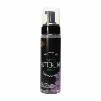 Butterluxe Green Soap Foam Parma Violet 200ml