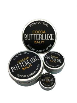 Butterluxe Cocoa Balm 250ml