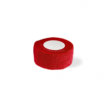 Cohesive Grip Tape RED 25mm